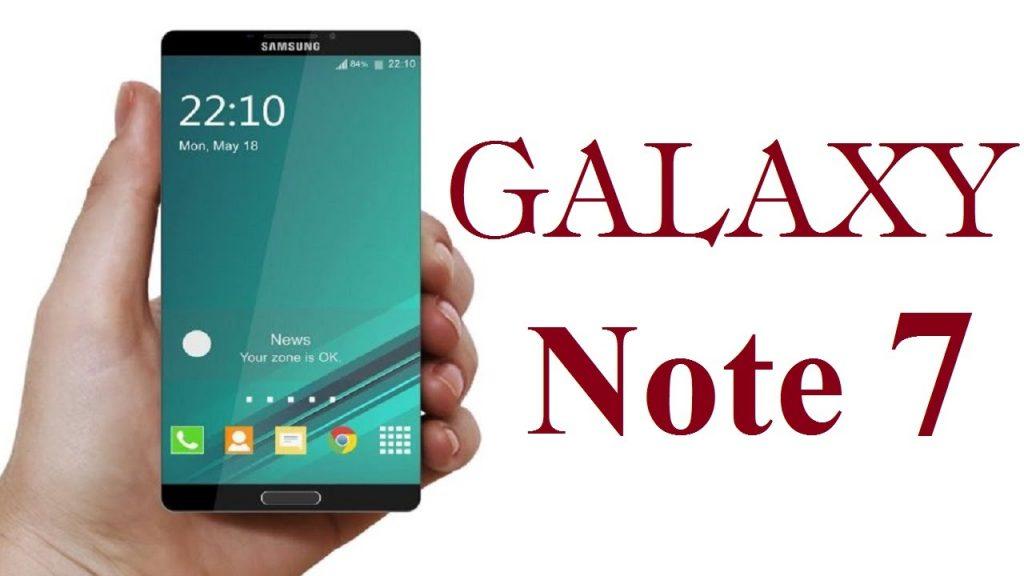 #4 in Our Top Ten Smartphones List - Samsung Galaxy Note 7