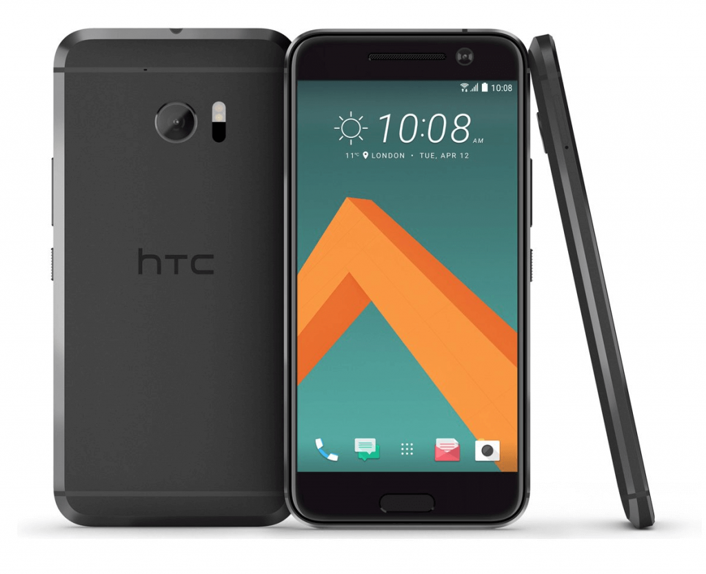 #4 in the Best Smartphones of 2016 List - HTC 10