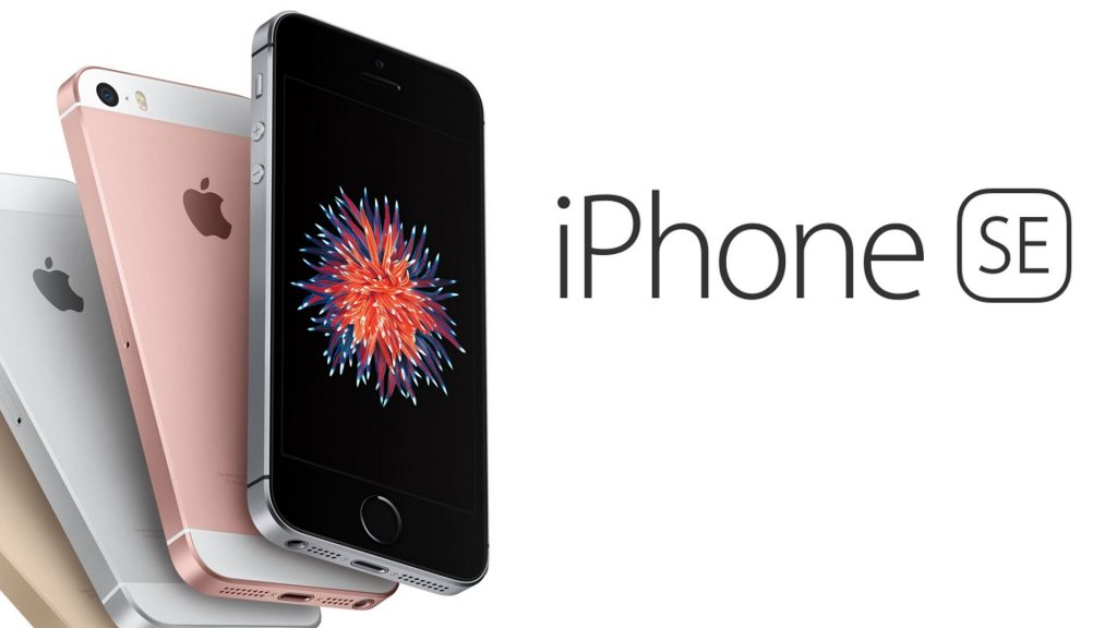 #5 in the Best Smartphones of 2016 List - iPhone SE