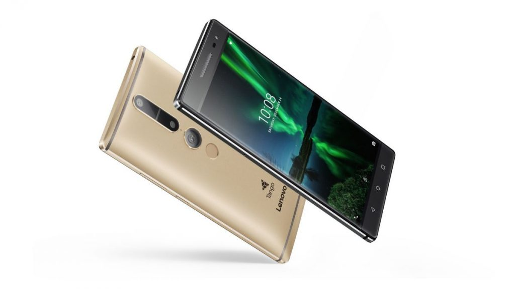 #6 in Our Top Ten Smartphones List - Lenovo Phab 2 Pro