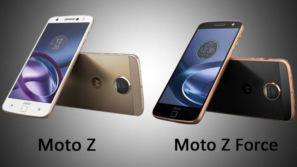 #7 in Our Top Ten Smartphones List - New Moto Z Smartphones