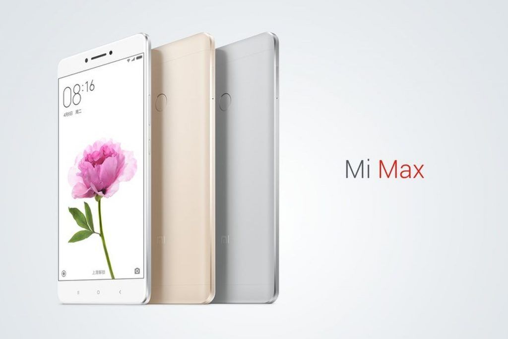 #9 in Our Top Ten Smartphones List - Xiaomi Mi Max