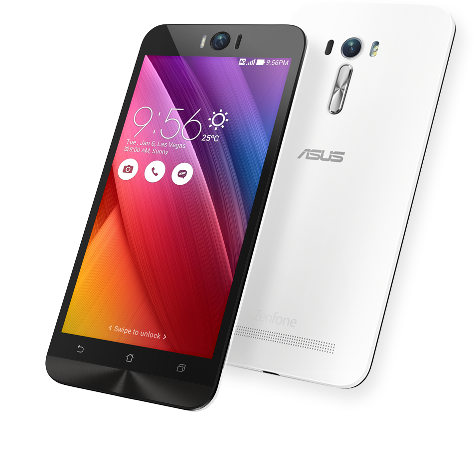 Best Deal Smartphone - Asus Zenfone 2 with 33% Off at 269